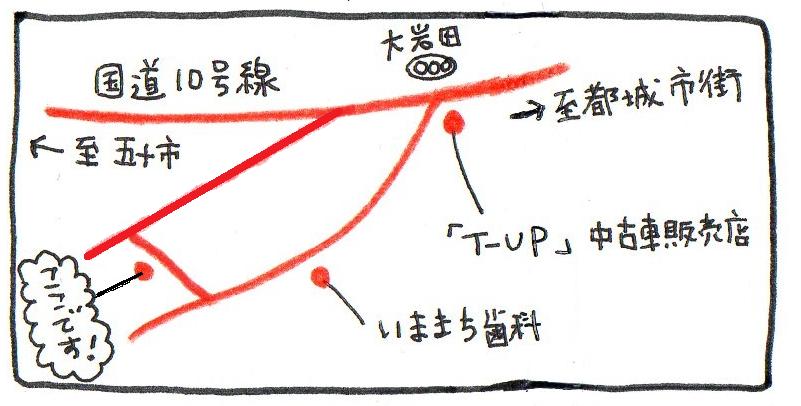 Monreveの地図